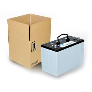 Hazardous Material Packaging - Battery Packaging Medium Size