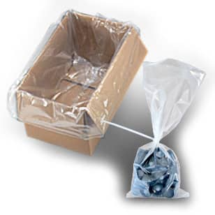 Hazardous Material Packaging - Poly Bags